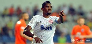 Samuel Eto'o Antalyaspor'dan Ayrılacak İddiası