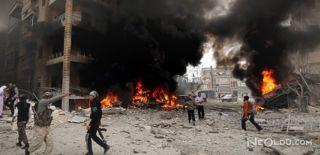 BM: Esed'in Kimyasal Saldırısı Belgelendi