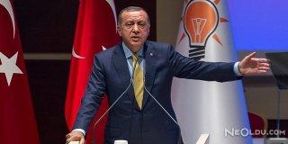 Erdoğan Ak Parti İl Başkanları Toplantısı'nda Konuştu