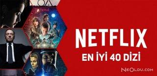 En İyi 40 Orijinal Netflix Yapımı Dizi