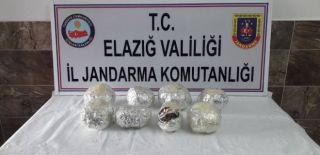 Trenle Uyuşturucu Kaçakçılığına Operasyon!