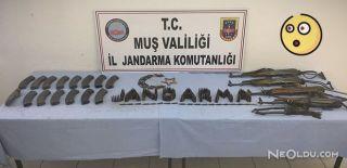 Örgüte Büyük Darbe: 5 Terörist Öldürüldü