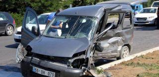 Samsun'da Feci Kaza: 2 Ölü, 5 Yaralı