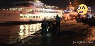 İstanbul'un Göbeğinde Ceset Paniği!