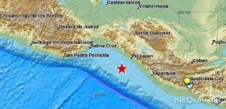 Meksika'da 8 Şiddetinde Deprem Meydana Geldi
