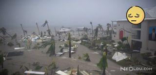 Irma Kasırgasında Ölenlerin Sayısı 14'e Yükseldi