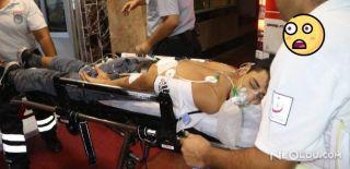 17 Yaşındaki Genci Evinin Önünde Silahla Vurdular