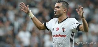 Pepe'den Beşiktaş Taraftarına Övgü
