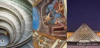Gitmeden Görebileceğiniz Dünyaca Ünlü 10 Müze