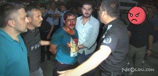 Madde Bağımlısı Şahıs Metroda Rastgele Ateş Açtı!