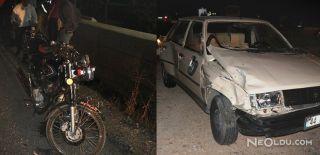 Malatya-Sivas Karayolunda Kaza: Yaralılar Var
