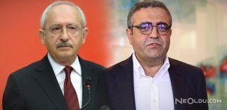 Kılıçdaroğlu Sezgin Tanrıkulu'ya Destek Verdi