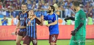 Albülkadir ve Yusuf Şov Yaptı Trabzon Kazandı