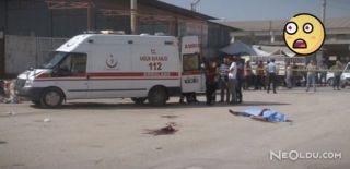 Polis Dehşet Saçtı! Dayılarını ve Kuzenini Öldürdü