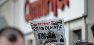 Cumhuriyet Gazetesi Hakkında Flaş Gelişme!
