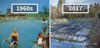 Kartpostallardaki Yerlerin Günümüzdeki Görünümü