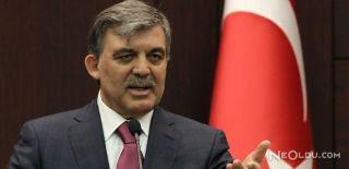 Abdullah Gül'den Darbe Tweeti!