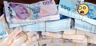 Bir Valiz Dolusu Sahte Banknot Yakalandı