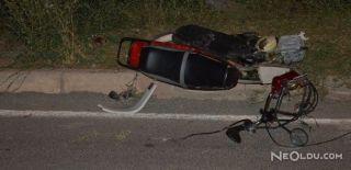 Kırıkkale'de Kaza: 1'i Ağır 2 Çocuk Yaralı
