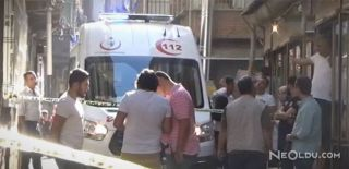 Diyarbakır'da EYP'yi Kaldırmak İstedi Kolları Koptu