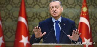 Cumhurbaşkanı Erdoğan'dan Heykel Tepkisi