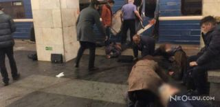 Rusya'nın Başkentinde Bomba Alarmı!