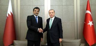 Katar Emiri Yarın Türkiye'ye Geliyor!