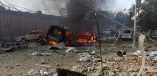 Kabil'deki Stat Yakınlarında Patlama!