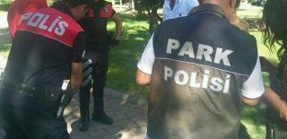 Aranan FETÖ Zanlısı Parkta Yakalandı!