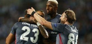 Beşiktaş, Porto'yu Dize Getirdi