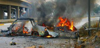 Irak'ta Bombalar Ardı Ardına Patladı!