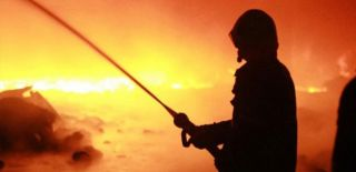 ABD Askeri Üssünde Feci Patlama!
