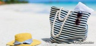 Plaj Çantalarımız Eksiksiz