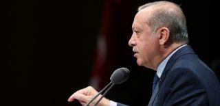 Erdoğan'dan Barzani'ye Sert Gönderme!