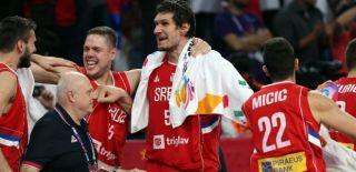 Eurobasket'te Finalistler Belli Oldu!