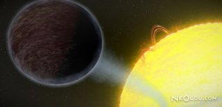 Işığı Yansıtmayan Siyah Bir Gezegen Keşfedildi