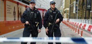 Londra'daki Metro İstasyonu Boşaltıldı!