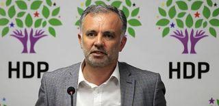 HDP'li Vekil Ayhan Bilgen Hakkında Flaş Karar