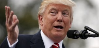 Trump İlk Defa BM'de Konuştu