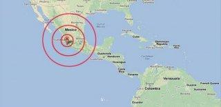 Meksika Şiddetli Depremle Bir Kez Daha Sallandı
