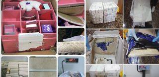 Kargo Şirketinde 51 Bin Uyuşturucu Hap Ele Geçirildi