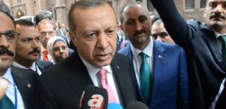 Erdoğan: Kuzey Irak MGK'da Dersini Alacaktır