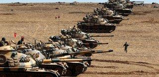 Türkiye Afrin'i Üç Bölgeden Kuşattı