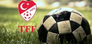 TFF'den 8 Kulübe Puan Cezası!