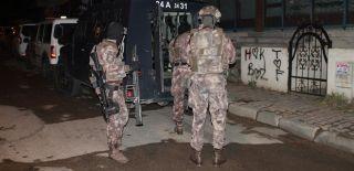 Kartal'da Narkotik Operasyonu