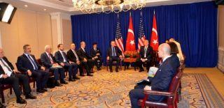 Erdoğan ve Trump Görüşmesinde Ortak Tavır