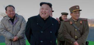 """Kim: ABD'yi Ateşle Terbiye Edeceğim"""""""