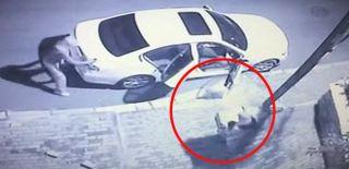 Sarıyer'deki Kasa Hırsızlığının Görüntüleri