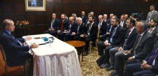 Erdoğan: İlişkileri Barzani Bu Hale Getirdi!