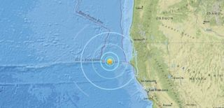 ABD'de 5.7 Büyüklüğünde Deprem